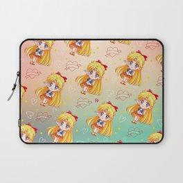 Sailor Venus Pattern Laptop Sleeve