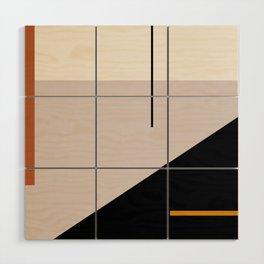 abstract minimal 28 Wood Wall Art