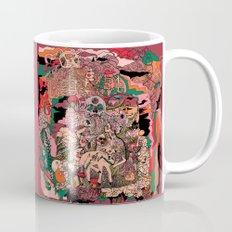 Village of Forest Coffee Mug