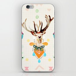 what's the matter dear? iPhone Skin