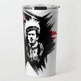 David Beckham - True King Travel Mug