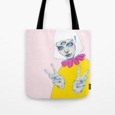 Bablien II - Space Princess Tote Bag