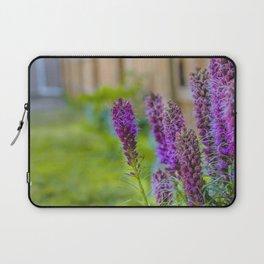 Purple Blazing Star 2 Laptop Sleeve