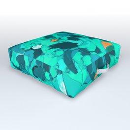 Ocean Opal Outdoor Floor Cushion