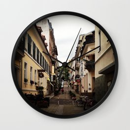 Baden Baden Wall Clock
