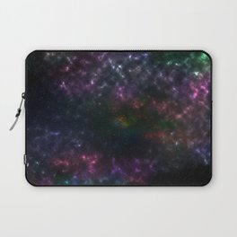 Violet Stars Laptop Sleeve