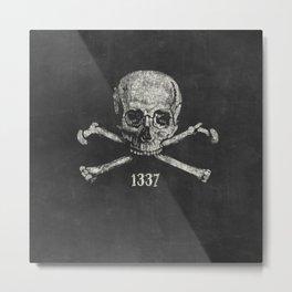 1337 Metal Print
