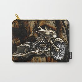 Evil Bones Motorcycle Carry-All Pouch