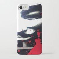 vendetta iPhone & iPod Cases featuring VENDETTA for IPhone by Vertigo