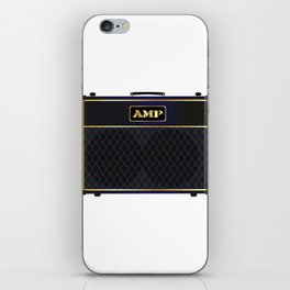 Electric Guitar Amplifier iPhone Skin