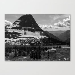 Montana Backcountry Canvas Print