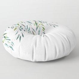 Eucalyptus - Gully gum Floor Pillow