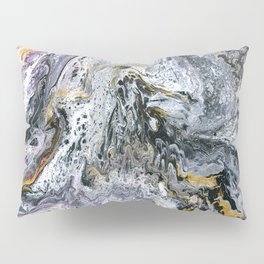 Black Mystique Pillow Sham