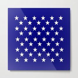 stars of america -usa,stars and strips,patriotic,spangled banner,patriot,united states,american flag Metal Print