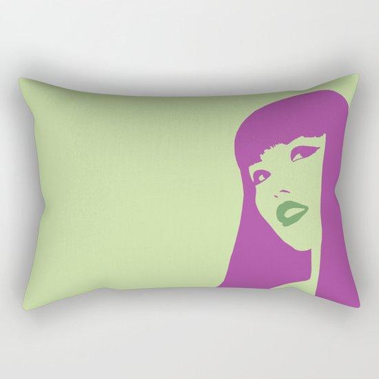 TRE Rectangular Pillow