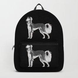 Saluki Backpack