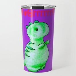 Terrifyingly Cute Travel Mug