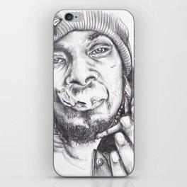 Snoop Dogg iPhone Skin