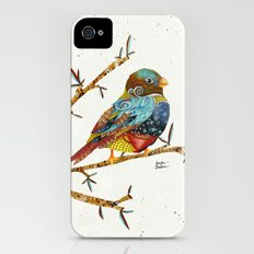 Twilight Bird 2 Slim Case iPhone (4, 4s)
