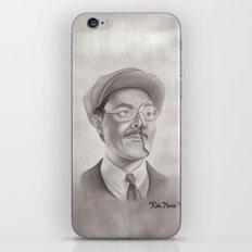 Richard Harrow iPhone & iPod Skin