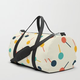 lollipop rain Duffle Bag