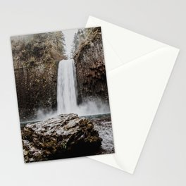 Abiqua Falls Stationery Cards