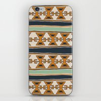 cleveland iPhone & iPod Skins featuring Cleveland 2 by Little Brave Heart Shop