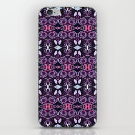 Jewel Glow iPhone Skin