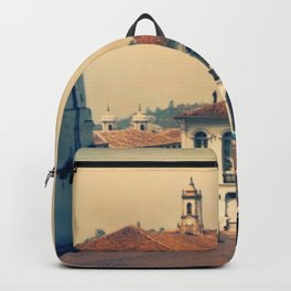 Ouro Preto vintage Backpack