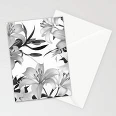 Glorious Lilies 2 Stationery Cards