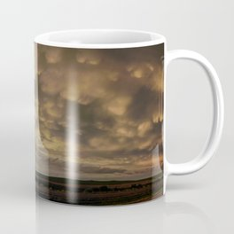Clouds Form After Thunderstorm, Eastern MT Coffee Mug