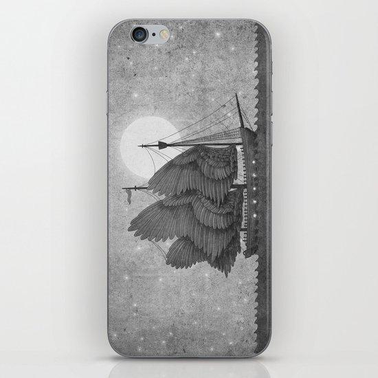 Night Odyssey  iPhone & iPod Skin