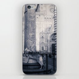 Bourgeoisie and Liberty iPhone Skin