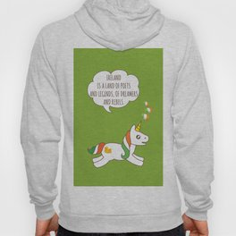 St. Patrick's Day Unicorn 3 Hoody