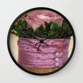 et quia resurrexit Wall Clock