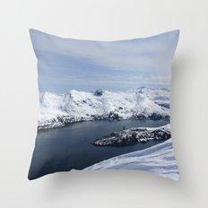 Blackstone Bay Throw Pillow