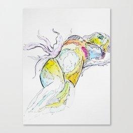 Lady Marmalade  Canvas Print
