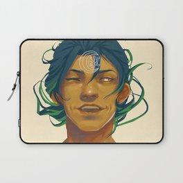 Moon thief Laptop Sleeve
