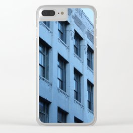 House of Blues Clear iPhone Case