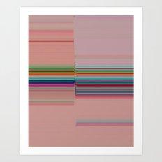 Off-Kilter Art Print