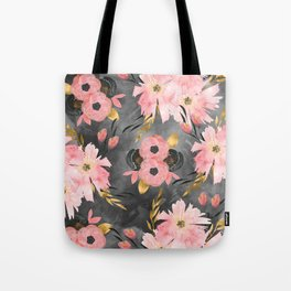 Night Meadow Tote Bag
