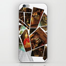 Lady's Wages iPhone Skin