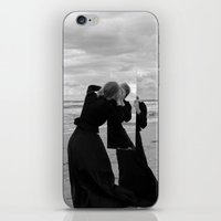 mirror iPhone & iPod Skins featuring Mirror by Bird Heart