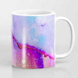 Abstract Melt IV Coffee Mug