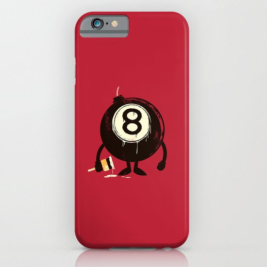 Lucky 8th iPhone & iPod Case