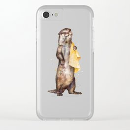 otter Clear iPhone Case