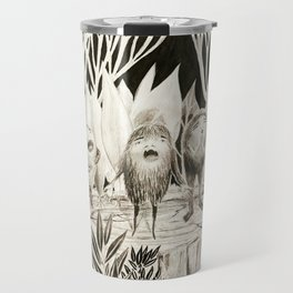 Friends with Monsters Travel Mug
