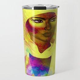 Colors Of Philosophy Travel Mug