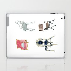 Chairs number 1 Laptop & iPad Skin