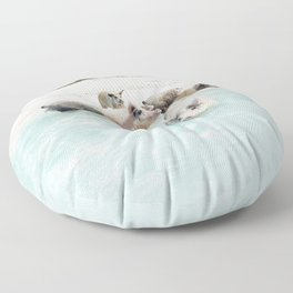 Exuma Beach Floor Pillow